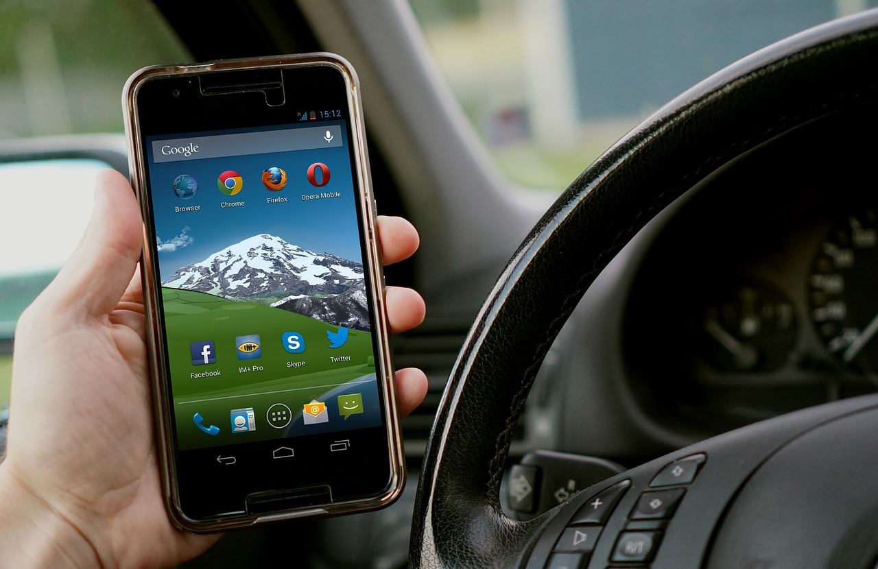 Distracted Driving Continues to Cause Problems in Florida